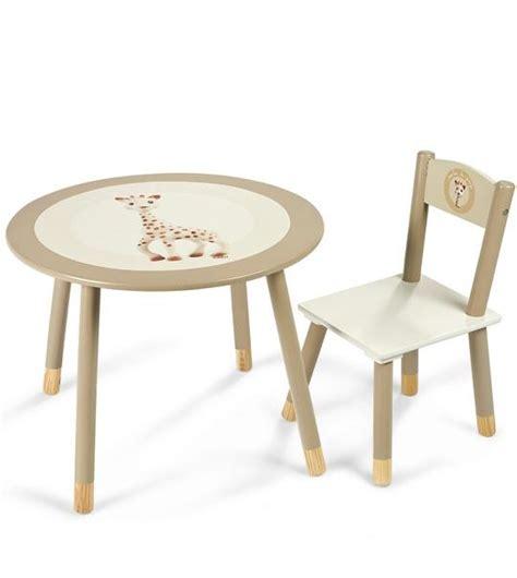 impression de l article table et chaise la girafe calinisba tout pour accueillir b 233 b 233