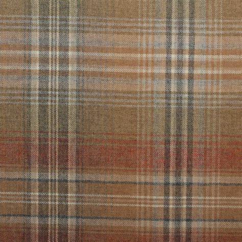 designer discount 100 wool upholstery curtain cushion tweed plaid check fabric ebay