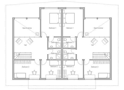 house plans and design modern house plans duplex