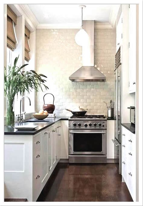 22 small kitchens with white cabinets ideas home and