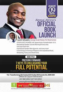 Akwasi Afriyie's Official Book Launch!-August 9/2014 ...