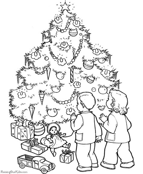 Halloween Colouring Books For Adults by Christmas Tree Coloring Pages Coloring Book 32 Free