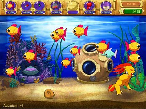 insaniquarium gt jeu iphone android et pc big fish