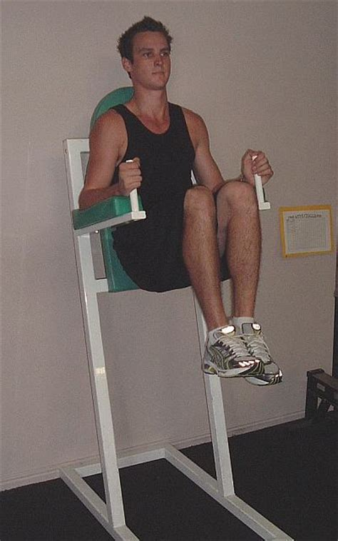 how to get rid of belly the captain s chair exercise
