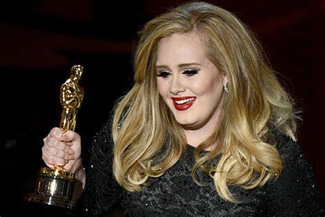 Adele Wins 2013 Oscar For Best Original Song For 'skyfall'