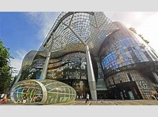 Where to shop in Singapore Orchard Road, your onestop