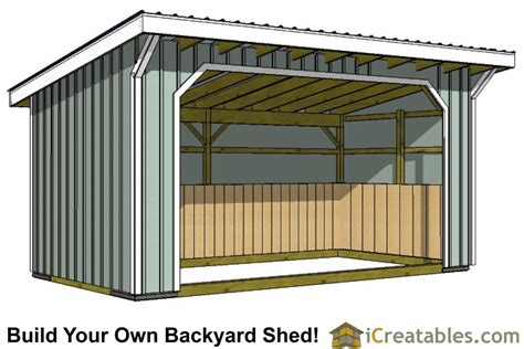 100 12x20 storage shed with loft premier lofted