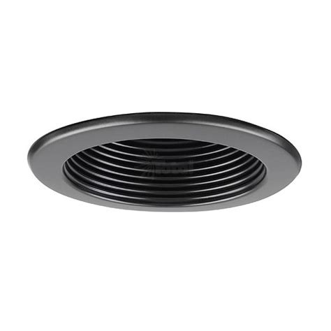 6 led recessed lighting 6 quot recessed lighting 14watt led retrofit black baffle