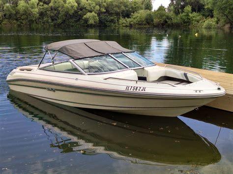 Sea Ray Boats Bowrider by Sea Ray Searay 170 Bow Rider Bowrider 1991 For Sale