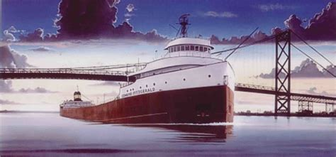 Sinking Of The Ss Edmund Fitzgerald by Edmund Fitzgerald Pictures Images