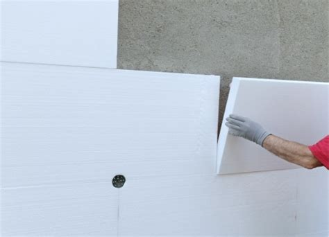 comment isoler la maison avec du polystyr 232 ne