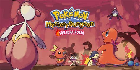 pok 233 mon mystery dungeon squadra rossa boy advance giochi nintendo