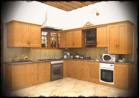 Kitchen Simple Small Cabinet Designs Pictures Design L