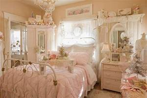 Shabby And Chic : beautiful shabby chic bedroom interior decorating ideas fnw ~ Markanthonyermac.com Haus und Dekorationen