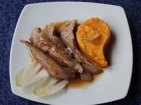 aiguillettes de canard au miel et carottes recettes cookeo