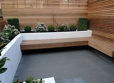 Great New Modern Garden Design London