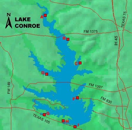 Public Boat Launch Lake Conroe by Lake Conroe Access