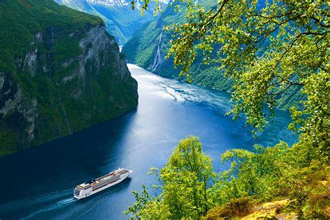 Fjord Cruise Norway by Scandinavia Norwegian Fjords Cruise European Webjet