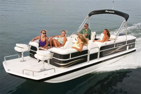 Fun Deck Boat Used by Hurricane Fun Deck 170 New And Used Boats For Sale