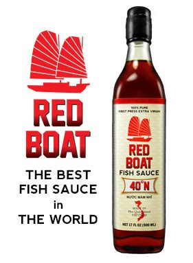 Red Boat Fish Sauce Vietnam by Red Boat Fish Sauce From Vietnam The Best Fish Sauce I
