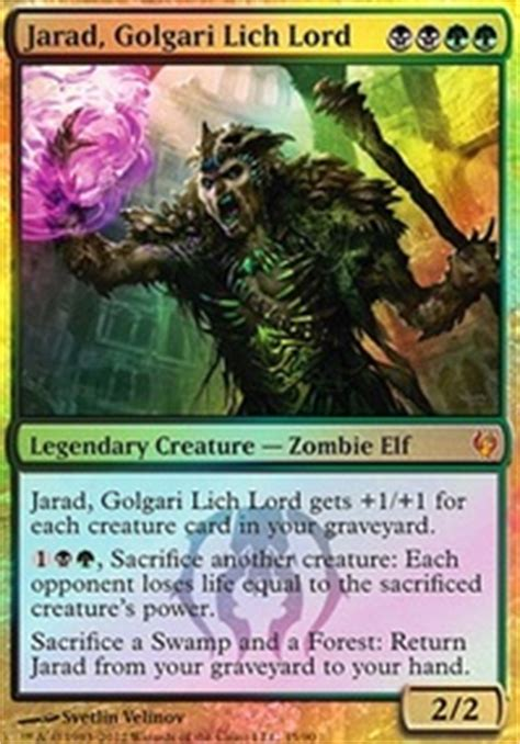 touched by a lich lord 1 kill combo modern mtg deck