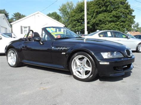 Buy Used 1998 Bmw Z3 M Roadster Convertible 2-door 3.2l In