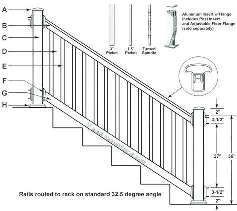 Standard Deck Railing Height Ladyroomclub