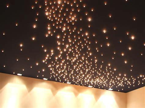 mur et plafond 233 toil 233 semeur d etoiles cr 233 ation lumineuses