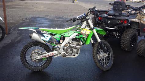 Kawasaki Kx 250f Motorcycles For Sale In Yakima, Washington