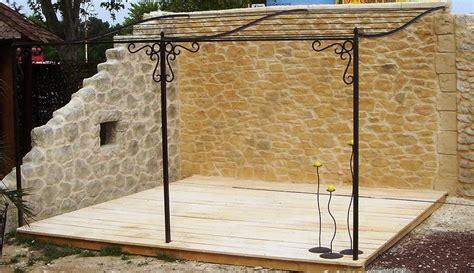 fabrication de pergola fer forg 233 sur mesure 224 aix en provence mod 232 le soleil mobilier fer forg 233