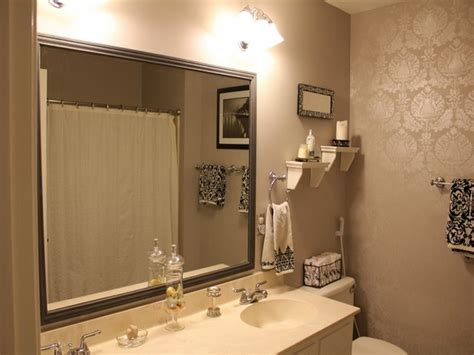 Stunning Small Bathroom Ideas With Cool Bathroom Mirrors Clearance Bathroom Fixtures Black & White Tiles Ideas Led Light Fixture Lights How To Install Floor Tile Lay In A Budget Engineered Wood Flooring