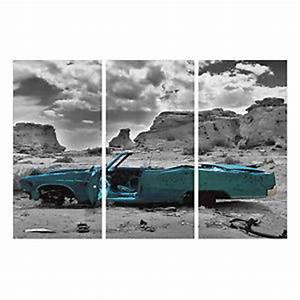 Bild 3 Teilig Auf Leinwand : leinwand bild bilder cadillac petrol auto 3 teilig oldtimer schwarz weiss ~ Markanthonyermac.com Haus und Dekorationen