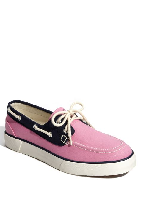Pink Boat Shoes For Men by Polo Ralph Lauren Shoes Www Imgkid The Image Kid