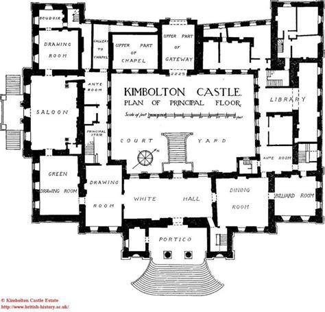 ayton castle floor plans castles palaces house kimbolton castle built 1690 and 1720 by vanbrugh and