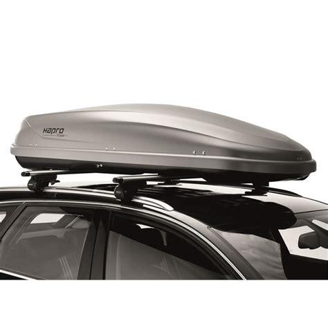 coffre de toit hapro traxer 8 6 gris 530 l norauto fr