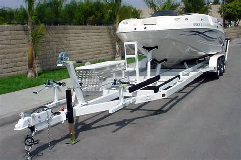 Seadoo Boat Combo by Boat And Pwc Combo Trailer Shadow Trailers