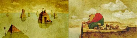 comparing la maison en petits cubes and diary of tortov roddle ha neul seom