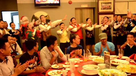 Birthday Celebration At Choi City Seafood Restaurant