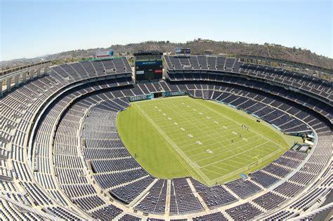 Qualcomm Stadium, Rebuilt Or Replaced