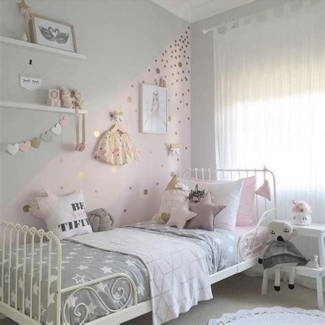 Easy To Try Little Girl Bedroom Ideas Bellissimainteriors