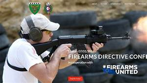 Petition update · Firearms Directive Conference ...