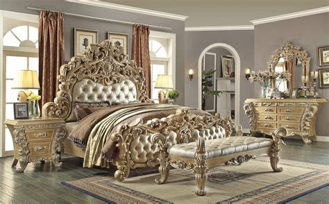 Amsden Victorian Style Bedroom Furniture