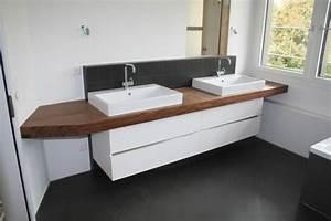 Platte Für Waschtisch : holzplatte f r badezimmer waschtisch seite 2 forum auf ~ Markanthonyermac.com Haus und Dekorationen