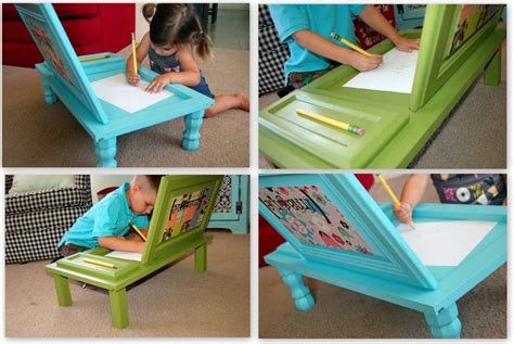 Diy Kids Art Desk From Old Cupboard Door  Beesdiym. Table Top Ikea. 36 Inch High Table. Bestar Desks. Good Gaming Desks. Ikea Desk Hutch. Drawer Freezer. Hilton Hhonors Help Desk. Dtrade Help Desk