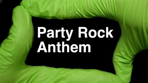 Party Rock Anthem Lmfao By Runforthecube No Autotune Cover