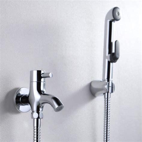 handheld portable toilet bidet faucet water wash cleaner hose sprayer shattaf wc toilet shower