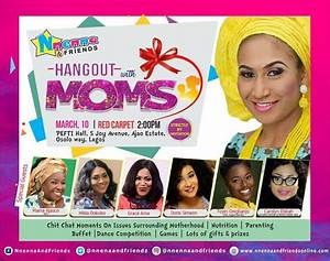 Nnenna and friends hangout with Moms. – WAPTV ...