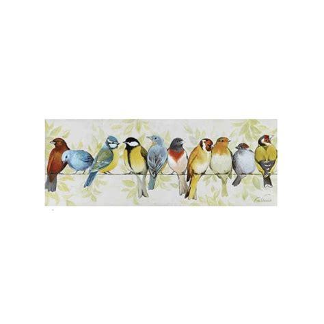 tableau conference des oiseaux imprim 233 sur toile et