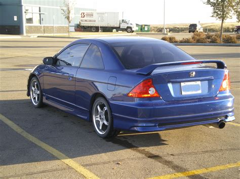 2004 Honda Civic Si-g For Sale