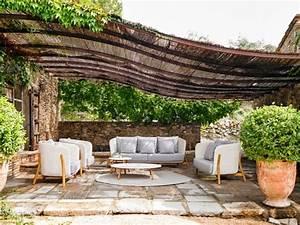 Sitzecke Garten Gestalten : garten sitzecke 99 ideen wie sie ein outdoor wohnzimmer gestalten ~ Markanthonyermac.com Haus und Dekorationen